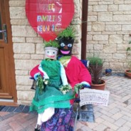 Scarecrow Competition Winners……Breaking Free