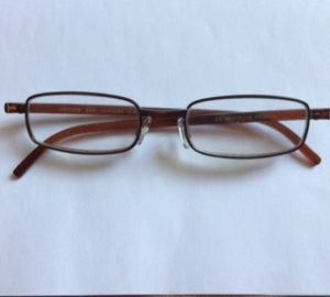 Glasses found in the Market House