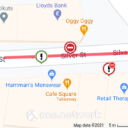 Emergency Road Closure: Silver Street, Ilminster – 24th February 2021 to 5th March 2021